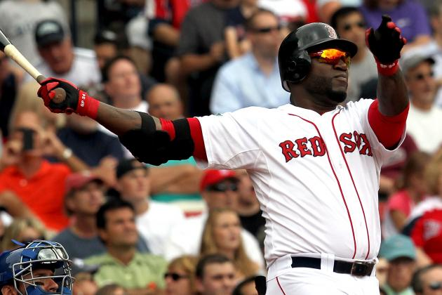 Boston Red Sox Using a David Ortiz and Scrubs Approach to Contend in 2012