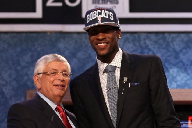 NBA Draft 2012 Results: Michael Kidd-Gilchrist Will Change Culture of Bobcats