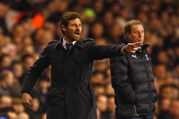 Tottenham and Andre Villas-Boas Are Taking a Gamble on One Another