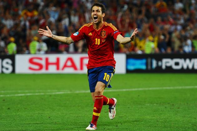 Spain vs. Italy TV Schedule: X-Factors to Look Out for in Euro 2012 Final