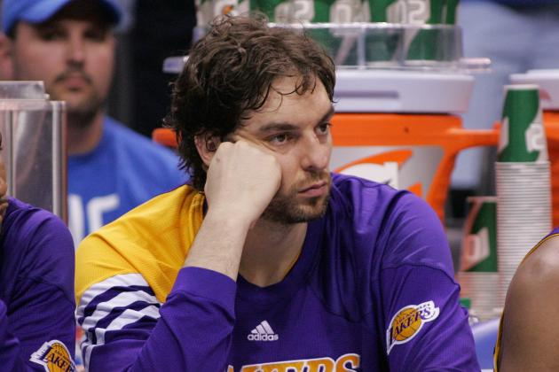 NBA Trade Rumors: Lakers Would Be Crazy to Trade Pau Gasol for Zach Randolph