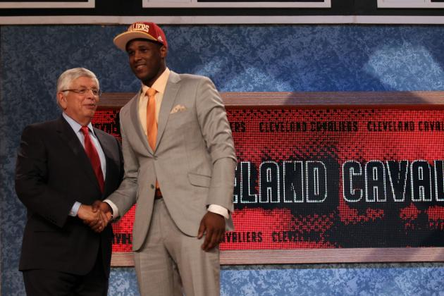 NBA Draft 2012: Cavs Continue to Rebuild with Additions of Waiters and Zeller