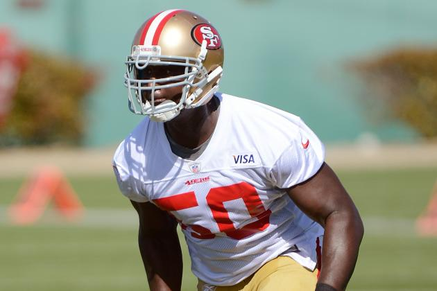 San Francisco 49ers: 8 Niners Headed to the Practice Squad in 2012