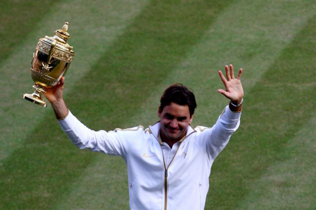 Why Roger Federer Has No Pressure in Wimbledon 2012 Run