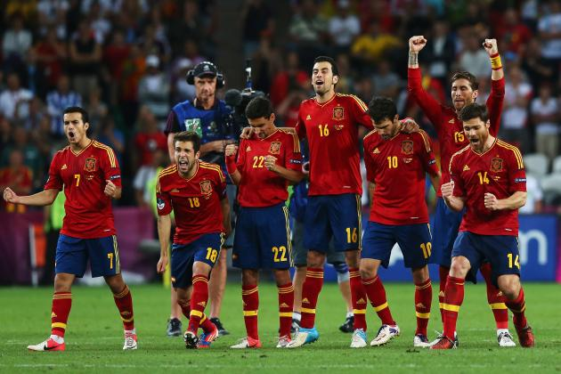 Spain vs. Portugal: Disappointing Effort Will Doom La Roja in Euro 2012 Final