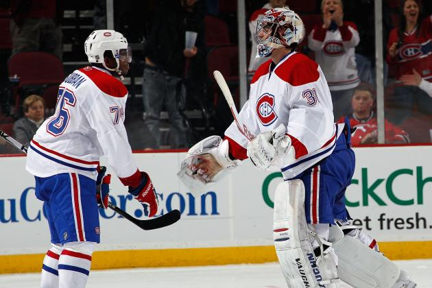 Montreal Canadiens: Will the Habs Contend for a Playoff Spot in 2013?