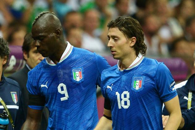 Germany vs. Italy: Mario Balotelli Silences Critics with World-Class Performance