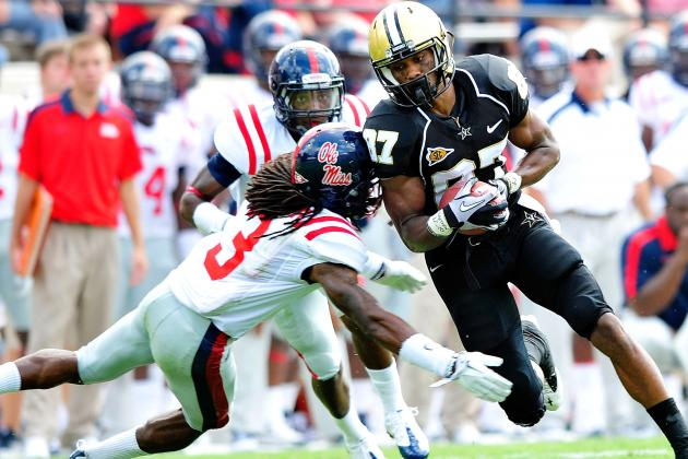 SEC Football Top 150 Players: No. 62, Jordan Matthews, Vanderbilt WR