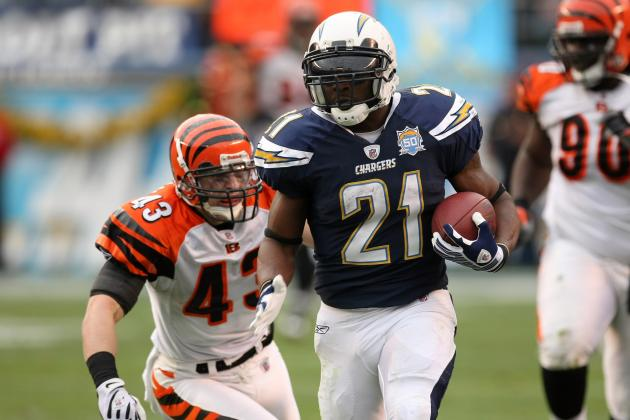 LaDainian Tomlinson Isnt Selfish to Prefer Hall to Ring