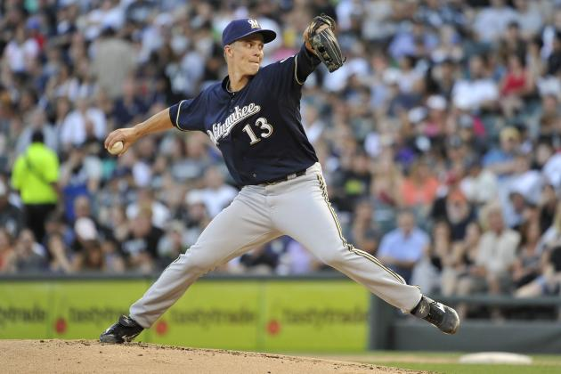 Atlanta Braves: Why Trading for Zack Greinke Makes Sense
