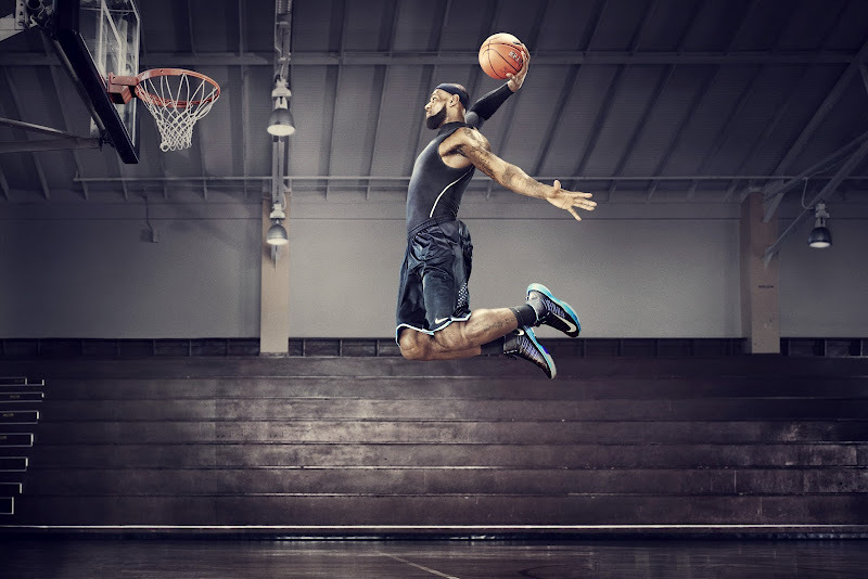 Nike Hyperdunk Plus: No One Will Be Able to Resist LeBron James-Endorsed  Shoe | Bleacher Report