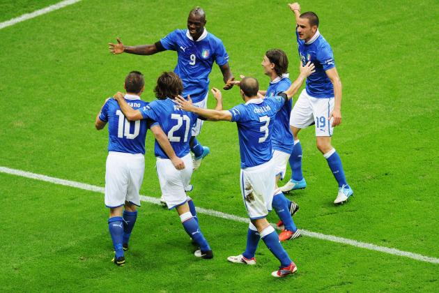 Germany vs. Italy: Azzurri Stars Who Must Carry Momentum into Final vs. Spain