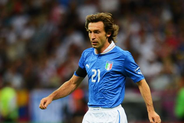 Spain vs. Italy: Predicting the Italian Starting Lineup for Euro 2012 Final