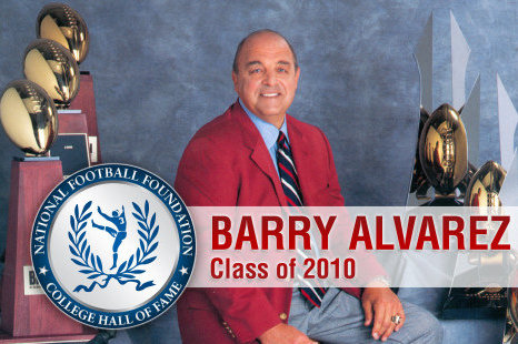 Barry Alvarez Is a True Icon in the Big Ten and College Football