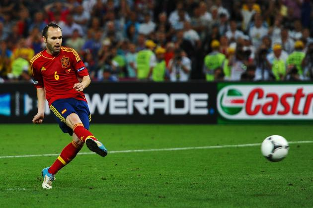 Spain vs. Italy: Predicting the Spanish Starting Lineup for Euro 2012 Final