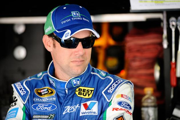 Kenseth Has 2013 Deal, but Won't Say Where