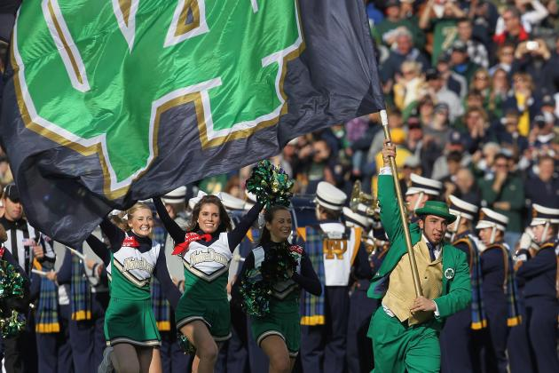 Notre Dame Football: Irish Should Take Cues from Big 12's Interim Commissioner