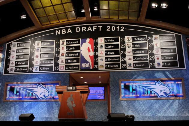 NBA: How to Improve the Draft for the Television Audience
