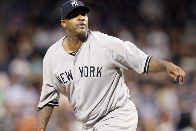 Sabathia on DL; Pettitte Fractures Ankle