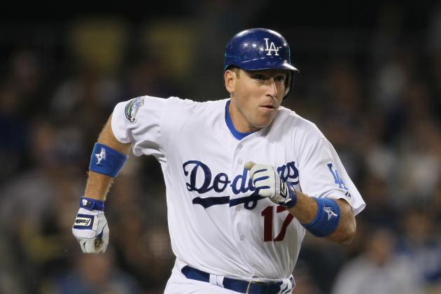 Los Angeles Dodgers: Can A.J. Ellis Continue Lighting It Up in Second Half?