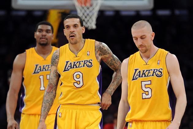 Lakers Rumors: Why the Lakers Bench Needs a Complete Overhaul