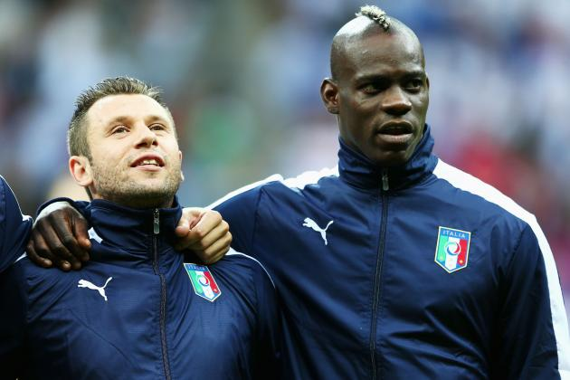 Euro 2012 Final: Italy Will Ride Momentum to European Championship Glory