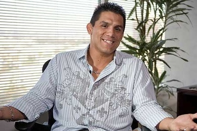Frank Shamrock Blasts 'Douchebag' Dana White