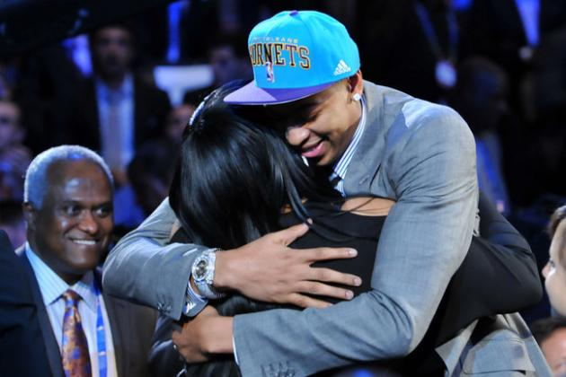 NBA Draft 2012: Anthony Davis Goes No. 1 and Humility Is the New Bling