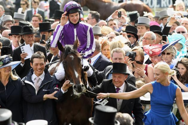 Camelot Eyes Horse Racing Immortality