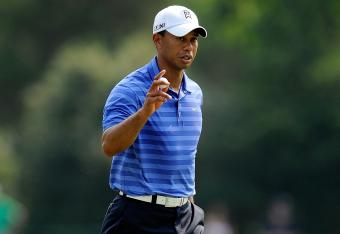 Tiger shoots 68 in second round at the AT&T National