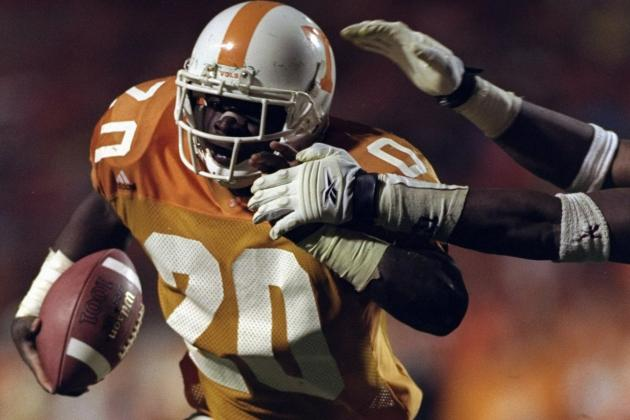 Classic SEC Football: Tennessee Tops Arkansas in 1998 to Keep Title Hopes Alive