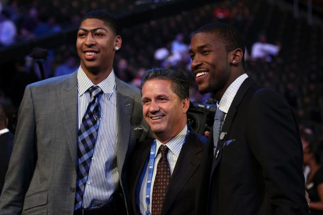 NBA Draft 2012: Teamwork Prevails
