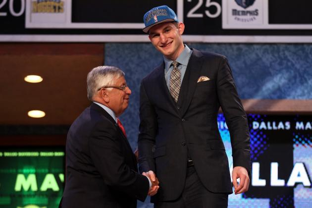Cavaliers Acquire 7-Foot Center Tyler Zeller from Dallas in Trade for 3 Picks