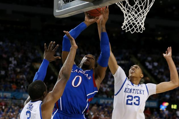NBA Draft 2012: Is Anthony Davis vs. Thomas Robinson the Next Great Rivalry?
