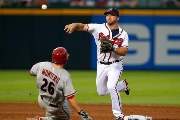 "Day off for ""a Breather"" Possibility for Uggla"