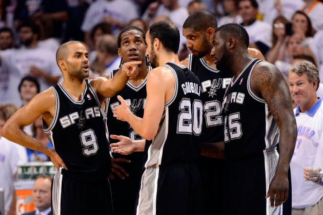 NBA Free Agency 2012: How Spurs Will Strike It Rich in the Summer of 2013