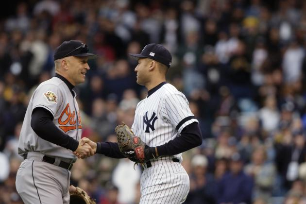 Derek Jeter Owes Immortal Shortstop Career to Cal Ripken Jr.'s Trailblazing
