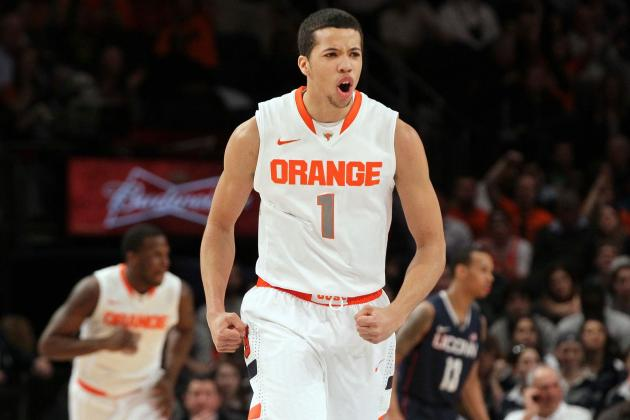 Syracuse Basketball: Why Sky Is the Limit for Carter-Williams in 2012-13