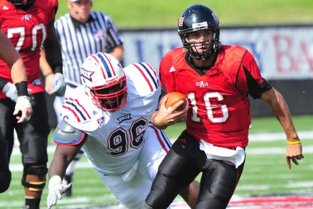 College Football 2012 Top 150 Players: No. 87 Ryan Aplin, Arkansas State, QB