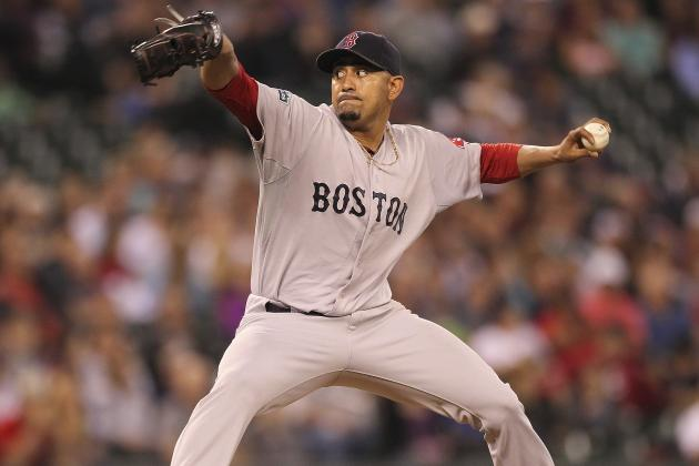 Boston Red Sox: Why Franklin Morales Is the Best Pitcher on the Staff