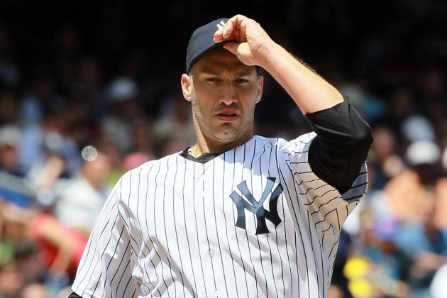 Broken Leg Not a Season-Ender for Yankees' Pettitte