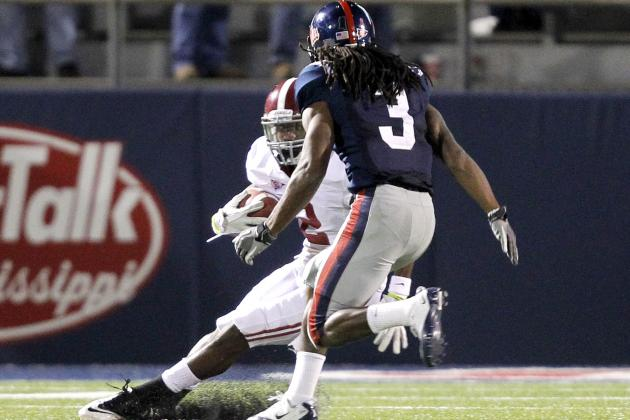 SEC Football Top 150 Players: No. 61, Charles Sawyer, Ole Miss Safety