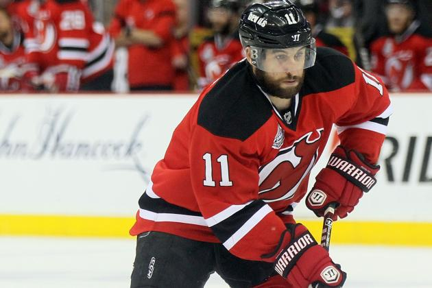 Devils Re-Sign Carter, Gionta, Bernier, Janssen and Harrold