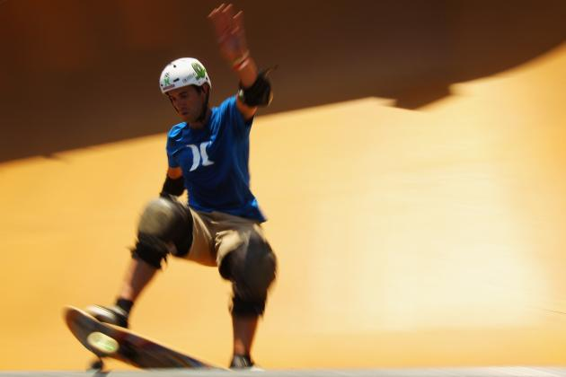 Big Air Competition X Games 2012: Favorites to Dethrone Bob Burnquist
