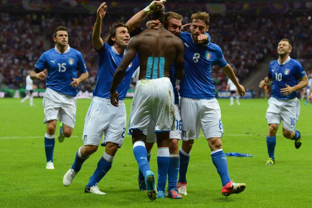 Spain vs. Italy: Key Players to Watch in Euro 2012 Finals Clash