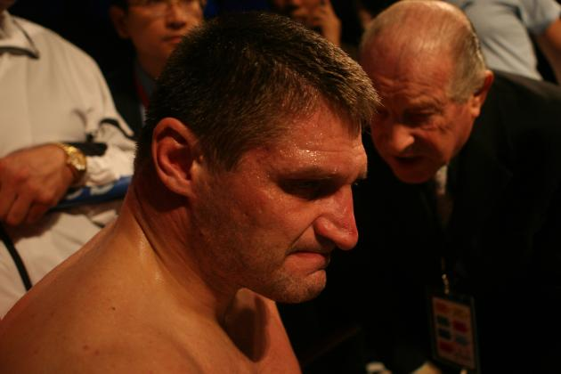 Andew Golota May Face Deportation Due to His Criminal Past