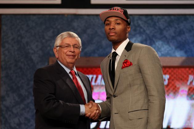 2012 NBA Draft Picks: Lottery Teams Who Dug Themselves into Deeper Holes