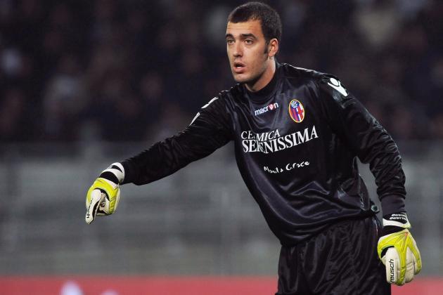 Arsenal Transfer Rumours: Gunners Eyeing Italian Stopper Emiliano Viviano