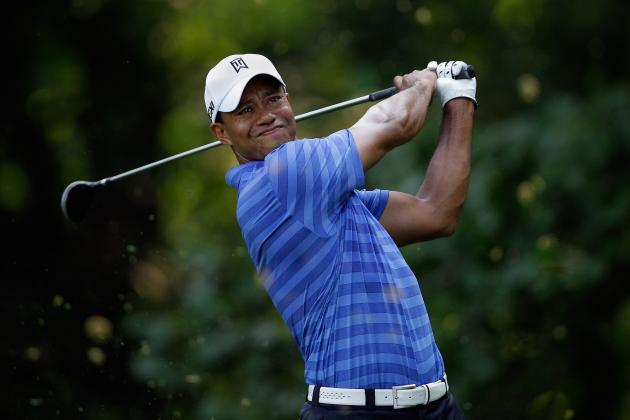 Tiger Woods AT&T National: What Former No. 1 Must Do to Win at Congressional