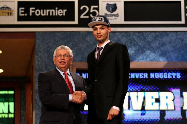 NBA Draft 2012: Highlighting First Round's Most Surprising Picks